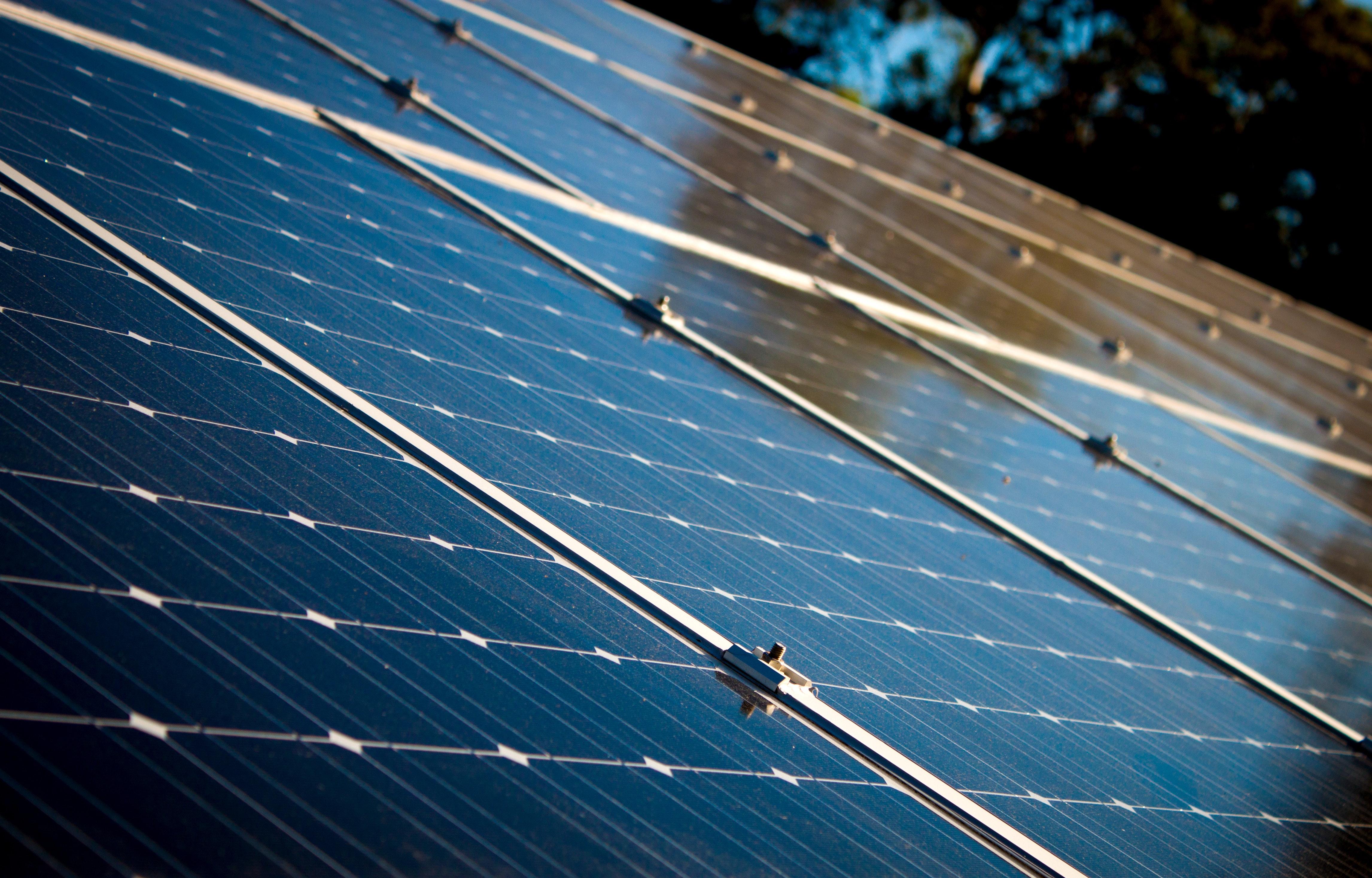 solar panel risk